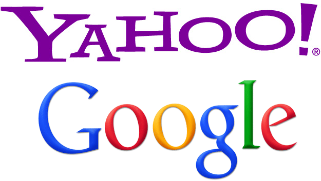 Google Search Results Appear in Yahoo
