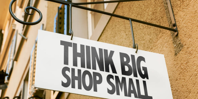 Last Minute Small Business Saturday Ideas
