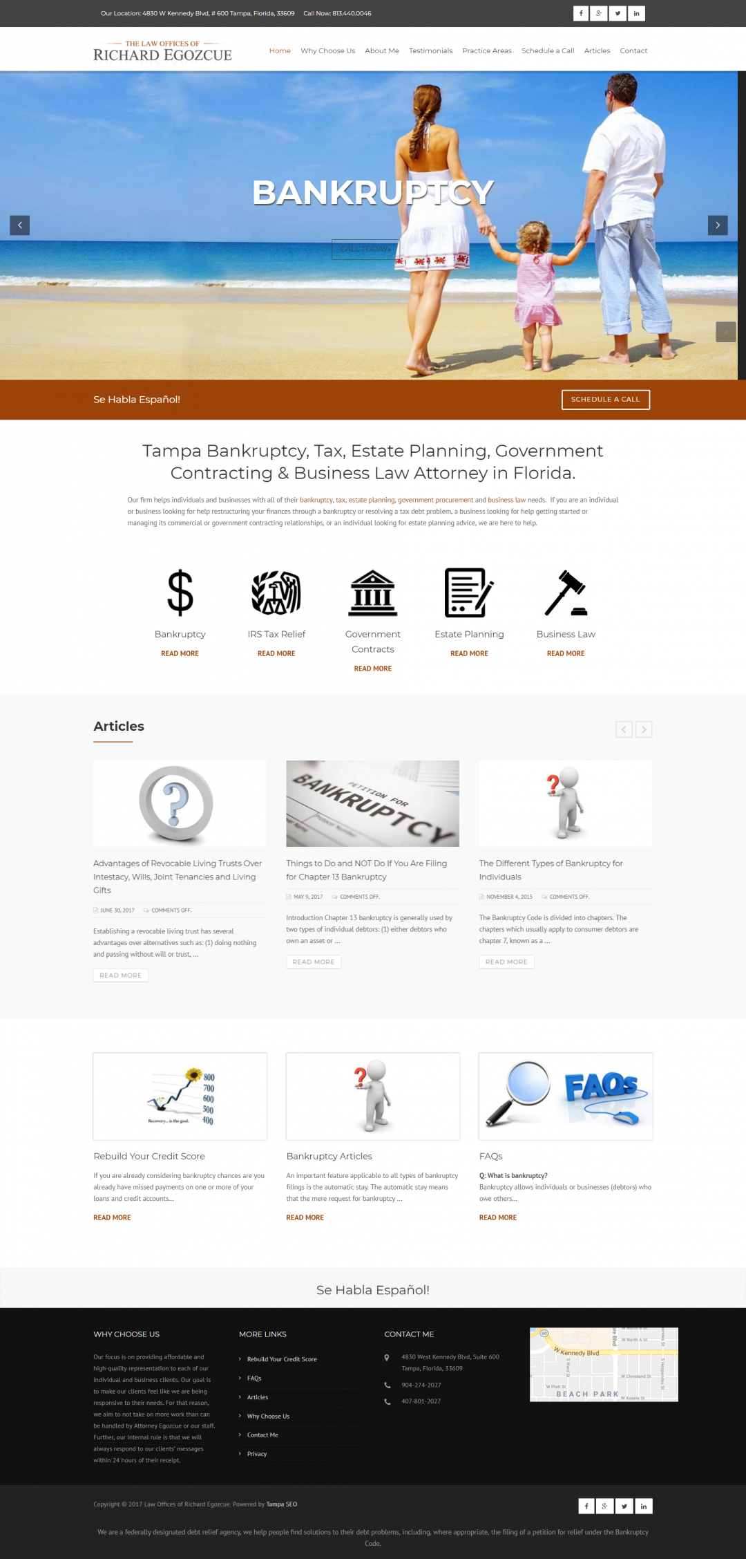 Tampa Web Design